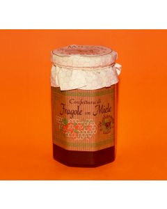Artisanal Strawberry & Honey Jam
