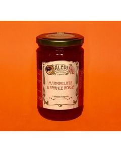 Sicilian Red Oranges Marmelade