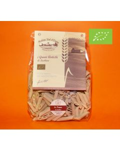 Organic Penne Rigate - Stoneground Ancient Wheat Flour