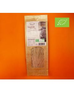 Organic Spaghetti - Stoneground Ancient Wheat Flour